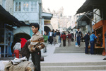 Jerusalem: Street Scene at Jaffa Gate