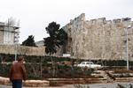 Jerusalem: South Wall