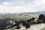 Jerusalem: The Mount of Olives (Landscape)