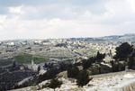 Jerusalem: The Mount of Olives (Landscape)