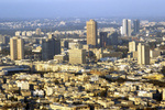 Tel Aviv: Former I.B.M Building, Cityscape (Weizmann Branch)