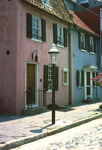 Charleston: Pink House on Chalmers St
