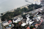 Charleston: White Point Gardens, Fort Sumter Hotel, Battery Carriage House