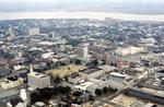 Charleston: Marion Square, Aerial Photograph