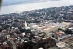 Charleston: Meeting St. Aerial Photo