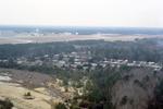 Charleston: Housing, Charleston International Airport, Aerial
