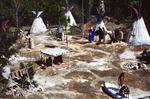 Walt Disney World: Indian Village in Frontierland
