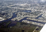 "Florida: ""Finger"" Island Housing Developments"
