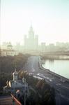 Moscow: Kotel'nicheskaia Embankment Building [Russia]