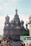 Saint Petersburg: Church of the Savior on the Spilled Blood by Chester Smolski and Alfred Parland