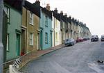 Brighton: Houses Near Albion hill