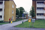 Skärholmen: Million Programme Housing, Cycle Paths