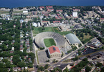 Madison: Wisconsin Field House and Camp Randall Field