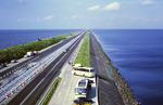 Netherlands: Enclosure Dam & IJsselmeer