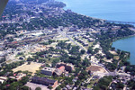 Aerial View of Madison, Including Triangle