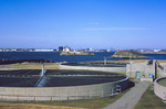 East Providence: Waste Water Treatment Facility, Pomham Lighthouse by Chet Smolski