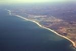Charlestown: Aerial View of Charlestown & Green Hill Beaches