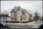 """Richard Oscar Burgess House (The """"Crayola"""" House)"""