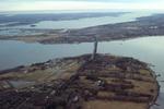 Bristol: Mt. Hope Bridge & Roger Williams University (Aerial) 3