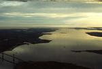 Narragansett Bay (aerial)