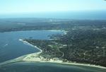 Massachusetts: Nantucket Island (Aerial)