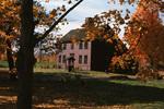 Litchfield.: Historic Saltbox House