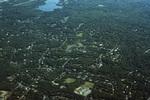South of Boston (aerial)
