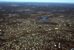 Woonsocket: Downtown (aerial)