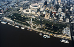 St. Louis: Gateway Arch (Aerial)