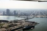 Port of Miami (aerial)