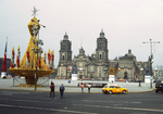 Mexico City: The Metropolitan Cathedral