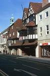 Salisbury: Old George Mall