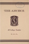 The Anchor Volume 2, Issue 5 (1930)