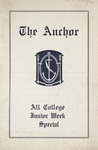 The Anchor Volume 3, Issue 4 (1931)