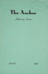 The Anchor Volume 9, Issue literary issue (1938)