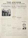 The Anchor (1939, Volume 10 Issue 09) by Rhode Island College of Education