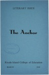 The Anchor Volume 11, Issue literary issue (1940)