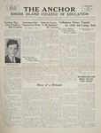 The Anchor (1940, Volume 12 Issue 03) by Rhode Island College of Education
