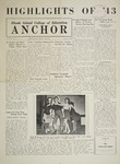 The Anchor Volume 16, Issue 4 (1944)