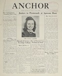 The Anchor Volume 17, Issue 01 (1944)