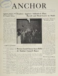 The Anchor (1945, Volume 18 Issue 03) by Rhode Island College of Education