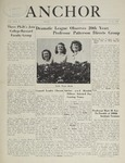 The Anchor (1945, Volume 18 Issue 01) by Rhode Island College of Education