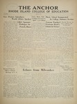 The Anchor (1946, Volume 18 Issue 05) by Rhode Island College of Education