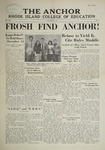 The Anchor (1946, Volume 19 Issue 03) by Rhode Island College of Education