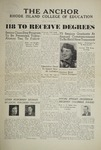 The Anchor (1948, Volume 20 Issue 09) by Rhode Island College of Education