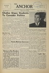 The Anchor (1962, Volume 35 Issue 07)