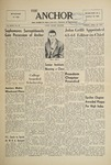 The Anchor (1963, Volume 35 Issue 18)