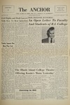 The Anchor (1968, Volume 40 Issue 15)