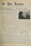 The Anchor (1969, Volume 12 Issue 20)