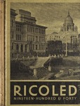 RICOLED: 1940 by Rhode Island College